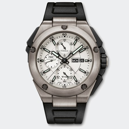 IW386501 Watch Front