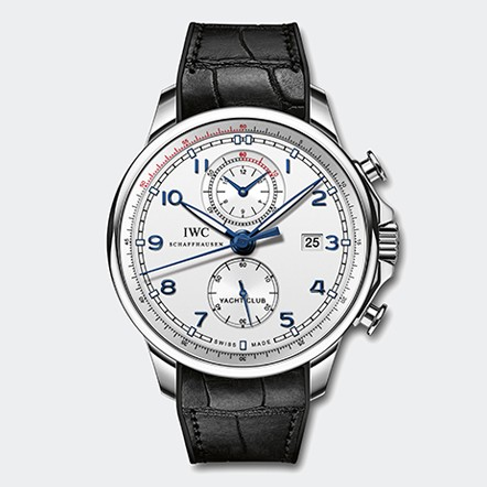 Iwc Portugieser Yacht Club Chronograph Quot Ocean Racer Quot Iw390216