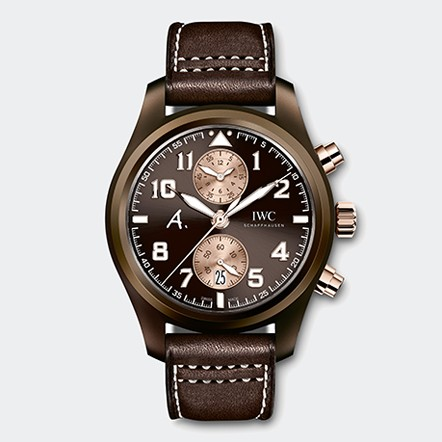 IW388006 Watch Front