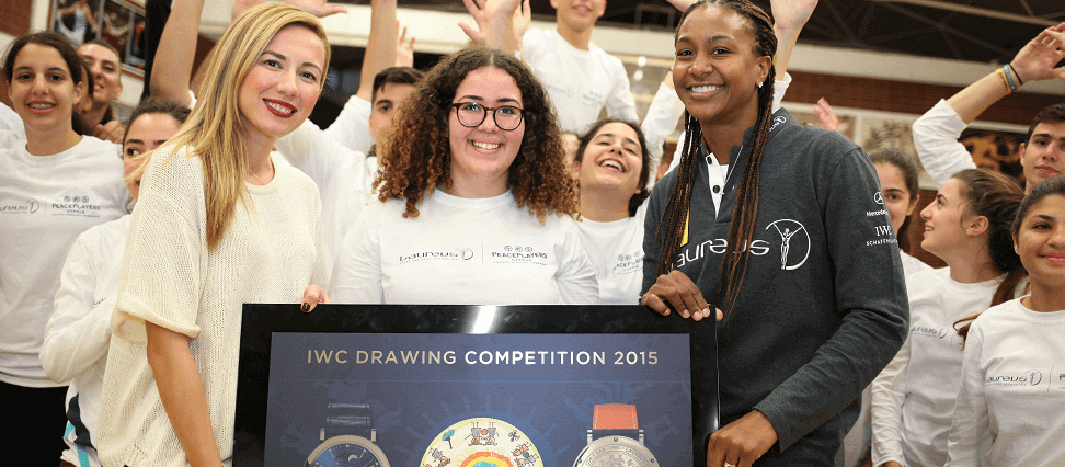IWC children's drawing competition