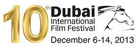 10th Dubai International Film Festival Logo