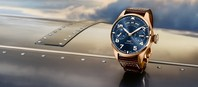 "IWC Big Pilot's Watch Annual Calendar Edition ""Le Petit Prince"""
