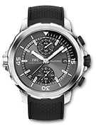 IWC Aquatimer Sharks Packshot Watch Image