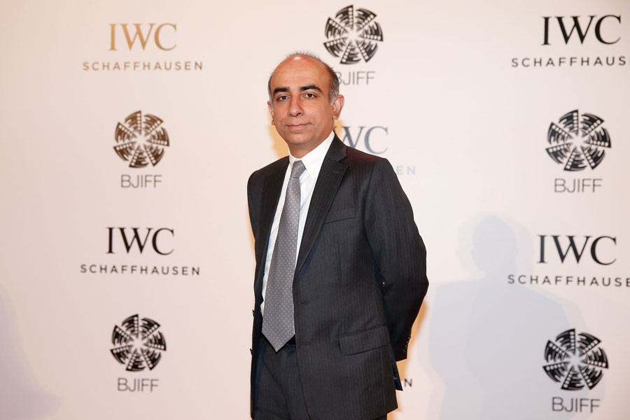 Sunder Kimatrai, Vice President of Twentieth Century Fox International