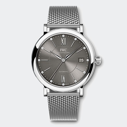 IW458110 Watch Front