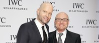 IWC Marc Forster, Georges Kern