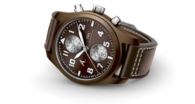 "IWC Pilot's Watch Chronograph Edition ""The Last Flight"""