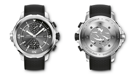 IWC Aquatimer Chronograph Edition Sharks IW379506 Slideshow 1 front and back