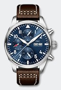 "IWC Pilot's Watch Chronograph Edition ""Le Petit Prince"""