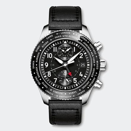 IW395001 Watch Front
