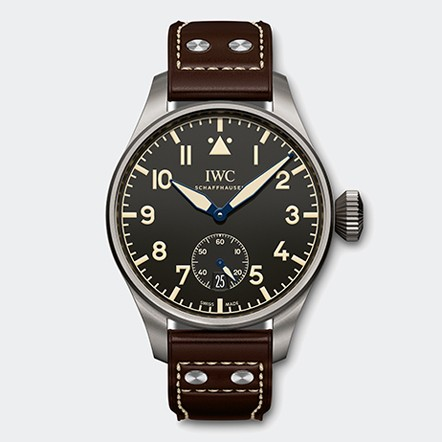 IW510301 Watch Front