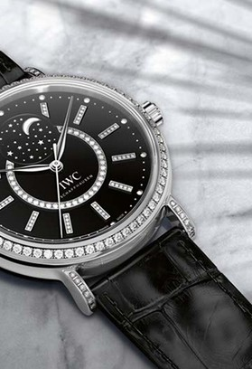 IWC Portofino Midsize Automatic Moon Phase
