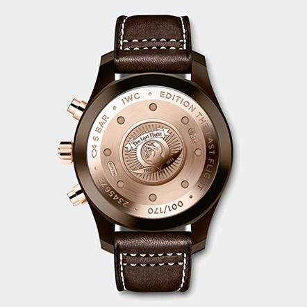 IW388006 Watch Back