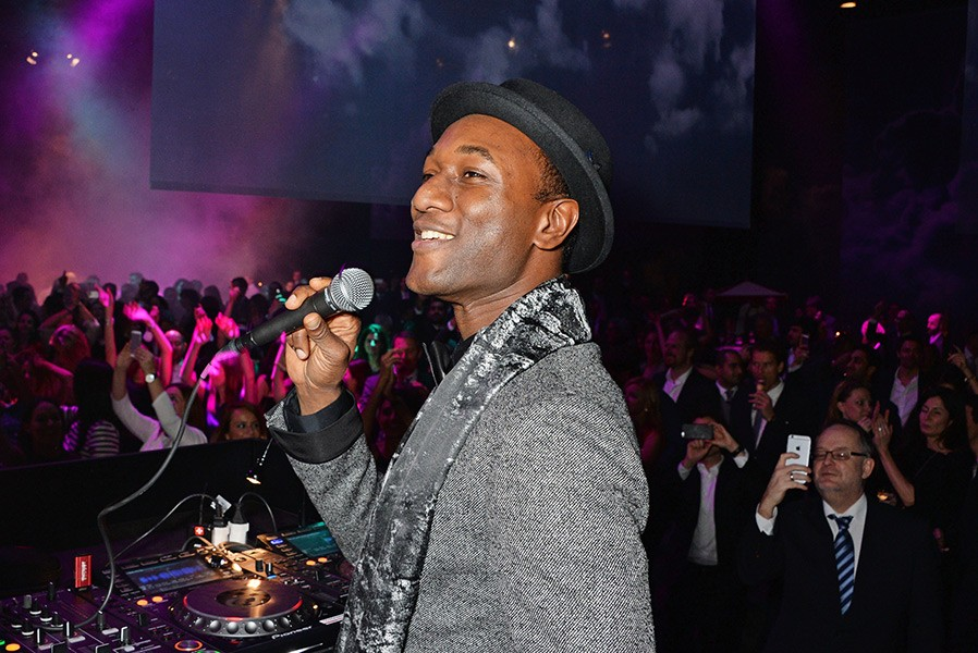 IWC Aloe Blacc