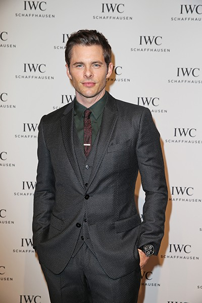 IWC James Marsden