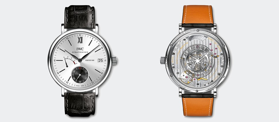 "IWC Portofino Hand-Wound Eight Days Edition ""Beijing International Film Festival 2016"""