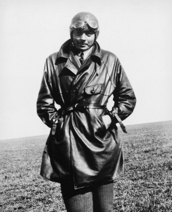 A legend in his own lifetime: Antoine de Saint-Exupéry, pilot, writer, humanist