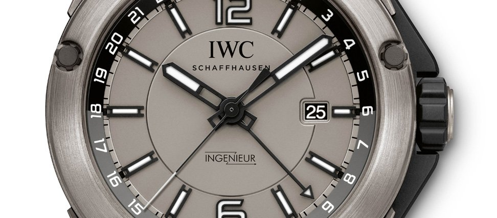 Ingenieur Dual Time Dial